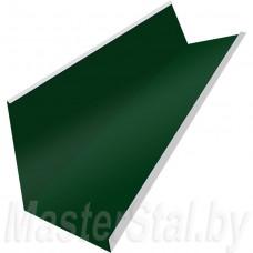Ендова нижняя цветная 190х190 мм