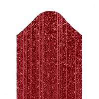 Металлический штакетник Константа, кварц, односторонний