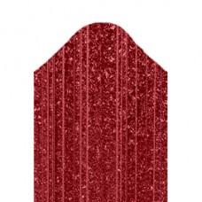 Металлоштакетник Константа, кварц, односторонний