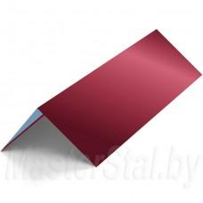 Конек кровельный цветной 200х200 мм