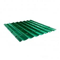 Металлочерепица Монтеррей 0,5 мм, стальной бархат